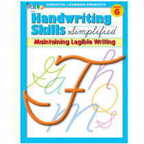 ELP0230 - Handwriting Skills Simplified Main in Handwriting Skills