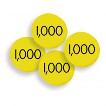 ELP626653 - 100 Thousands Place Value Discs Set in Manipulative Kits