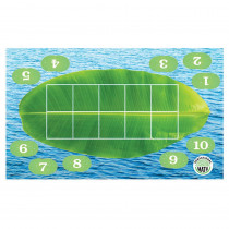 ELP626673 - Froggy Ten-Frame Floor Mat in Base Ten