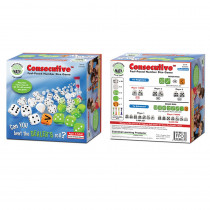 ELP626686 - Fastpaced Number Dice Game Consecutive in Dice