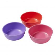 Bowls, Berry, Set of 3 - ELR18100BE | Ecr4kids, L.P. | Homemaking