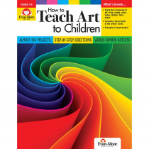 EMC1016 - How To Teach Art To Children in Art Lessons