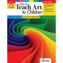 EMC1016 - How To Teach Art To Children in Art Lessons
