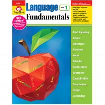 EMC2281 - Language Fundamentals Gr 1 Common Core Edition in Language Skills