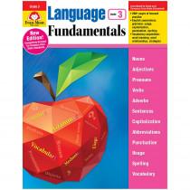 EMC2283 - Language Fundamentals Gr 3 Common Core Edition in Language Skills