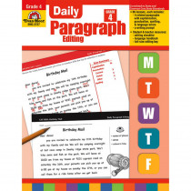 EMC2727 - Daily Paragraph Editing Gr 4 in Editing Skills
