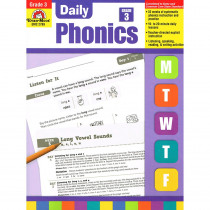 EMC2789 - Daily Phonics Practice Gr 3 in Phonics