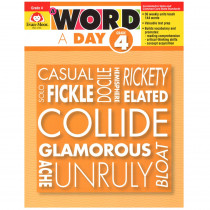 EMC2794 - A Word A Day Gr 4 in Vocabulary Skills