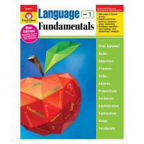 EMC2881 - Language Fundamentals Gr 1 Common Core Edition in Language Skills