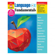 EMC2882 - Language Fundamentals Gr 2 Common Core Edition in Language Skills