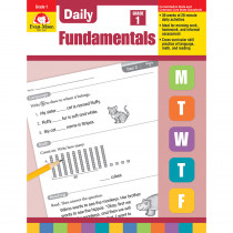 EMC3241 - Daily Fundamentals Gr 1 in Cross-curriculum Resources
