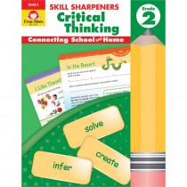 EMC3252 - Gr 2 Skill Sharpeners Critical Thinking in Books