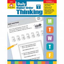 EMC3271 - Daily Higher Order Thinking Gr 1 in Books