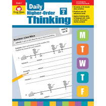 EMC3272 - Daily Higher Order Thinking Gr 2 in Books