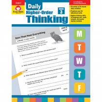 EMC3273 - Daily Higher Order Thinking Gr 3 in Books