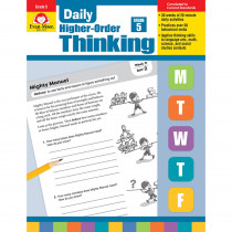 EMC3275 - Daily Higher Order Thinking Gr 5 in Books