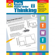 EMC3276 - Daily Higher Order Thinking Gr 6 in Books