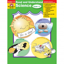EMC3302 - Read And Understand Science Gr 1-2 in Activity Books & Kits