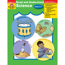 EMC3303 - Read And Understand Science Gr 2-3 in Activity Books & Kits