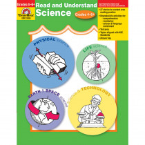 EMC3305 - Read And Understand Science Gr 4-6 in Activity Books & Kits