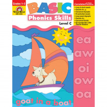 EMC3320 - Basic Phonics Skills Level C in Phonics