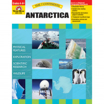 EMC3736 - 7 Continents Antarctica And The Arctic Regions in Geography