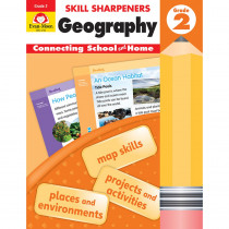 EMC3742 - Skill Sharpeners Geography Gr 2 in Geography
