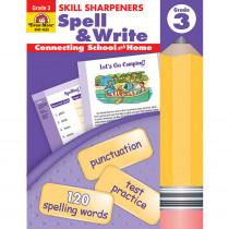 EMC4539 - Spell & Write Gr 3 in Spelling Skills