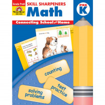 EMC4543 - Math Pre Kindergarten in Activity Books