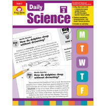 EMC5013 - Daily Science Gr 3 in Activity Books & Kits