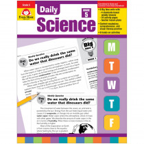 EMC5015 - Daily Science Gr 5 in Activity Books & Kits