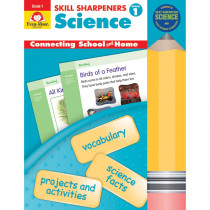 EMC5321 - Skill Sharpeners Science Gr1 in Activity Books & Kits
