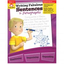 EMC575 - Writing Fabulous Sentences & Gr 4-6 Paragraphs in Writing Skills