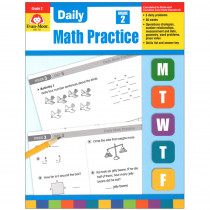 EMC751 - Daily Math Practice Gr 2 in Activity Books