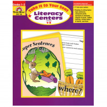 EMC788 - Literacy Centers Gr 1-3 in Activities