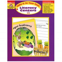 EMC788 - Literacy Centers Gr 1-3 in Activities