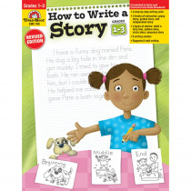 EMC799 - How To Write A Story Gr 1-3 in Writing Skills