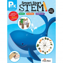 EMC9925 - Smart Start Stem Grade Prek in Classroom Activities