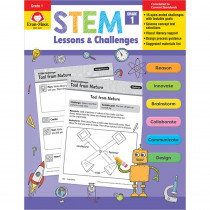 EMC9941 - Stem Lessons & Challenges Grade 1 in Classroom Activities
