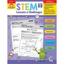 EMC9942 - Stem Lessons & Challenges Grade 2 in Classroom Activities