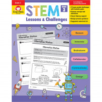 EMC9943 - Stem Lessons & Challenges Grade 3 in Classroom Activities