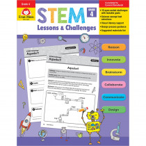 EMC9944 - Stem Lessons & Challenges Grade 4 in Classroom Activities