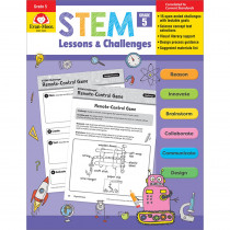 EMC9945 - Stem Lessons & Challenges Grade 5 in Classroom Activities