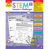 EMC9946 - Stem Lessons & Challenges Grade 6 in Classroom Activities