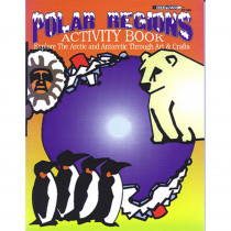 EP-066 - Activity Book Polar Regions Gr 2-6 in Geography