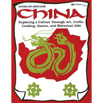 EP-069 - Activity Book China Gr 2-6 in Geography