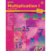 EP-137 - Multiplication 1 Facts 0-81 in Multiplication & Division