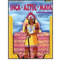 EP-150 - Activity Book Inca Aztec Maya in Geography