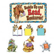 EP-2237 - Saddle Up & Read Bulletin Board Set in Language Arts