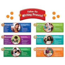 EP-2281 - The Writing Process Bulletin Board Set in Language Arts